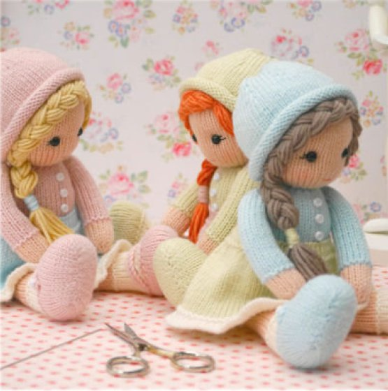 Knitting Pattern Large Rag Doll : ??????? ????? ??????? Dolls - ????.??