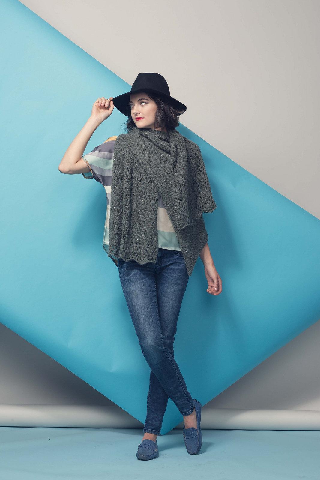 шарф-волан схема
