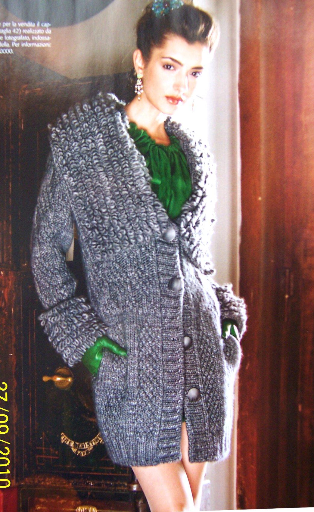 схема вязки одежды для йоркширского терьера картинка