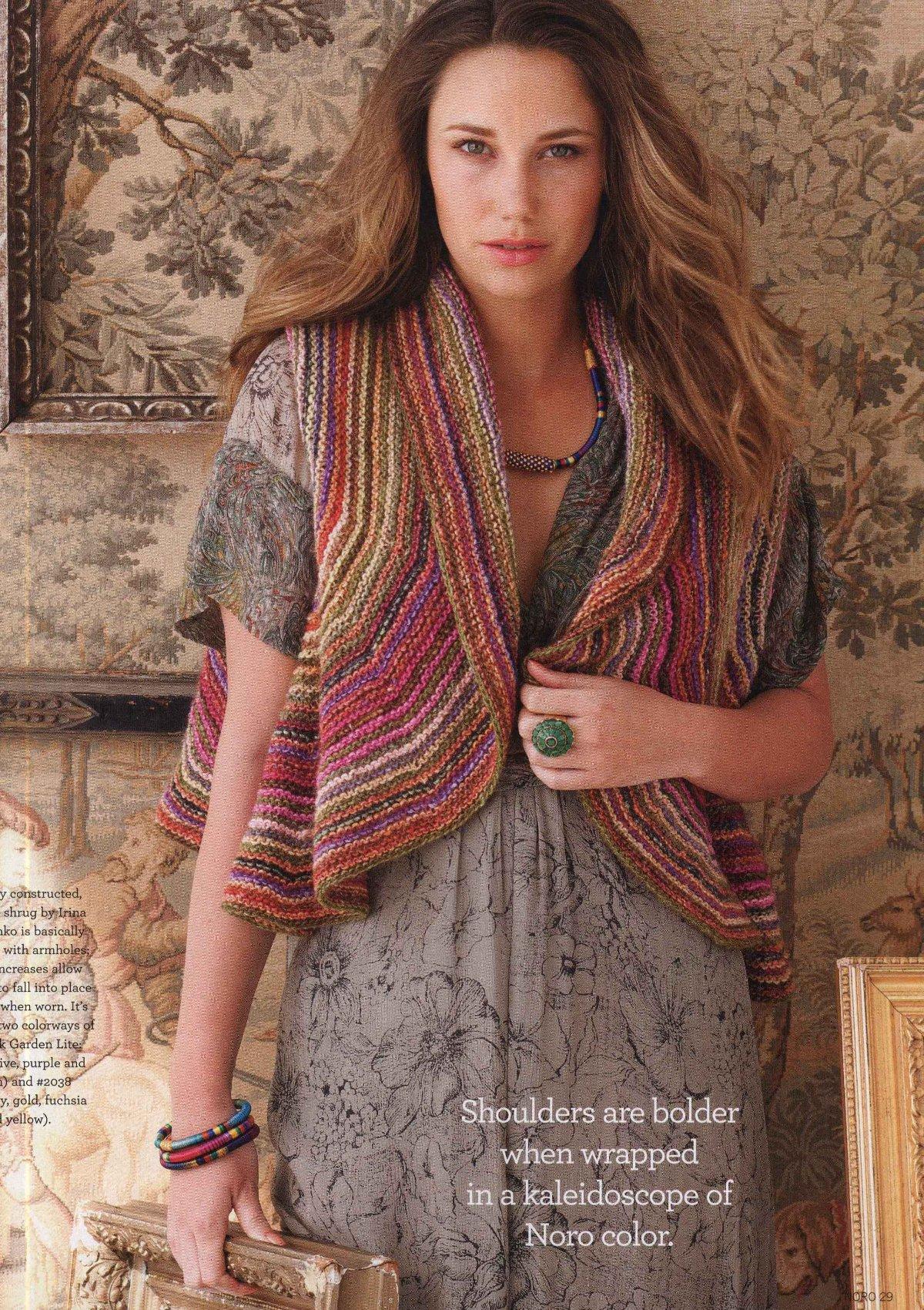 Схемы вязания женских свитеров