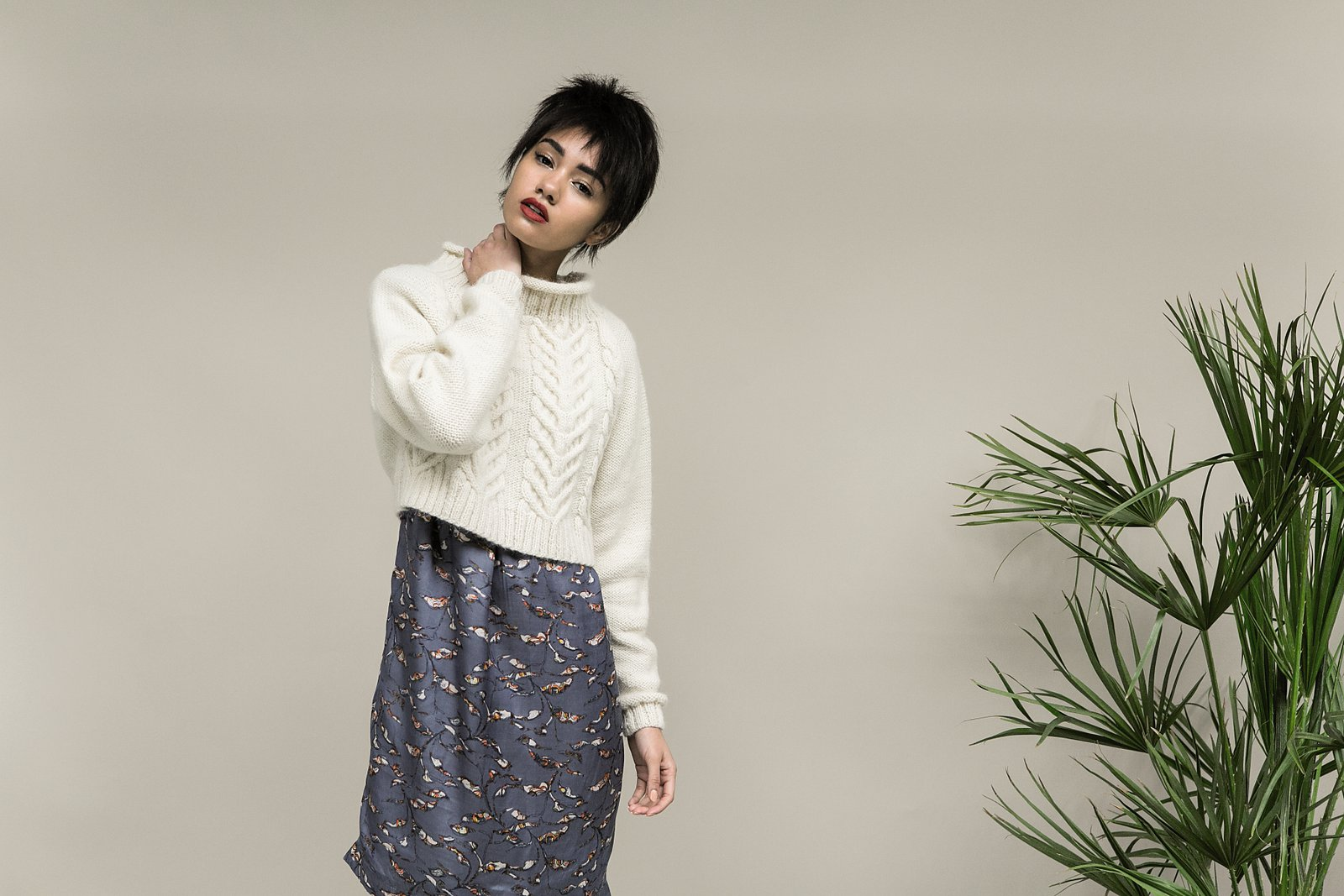 свитера с аранами спицами схемы