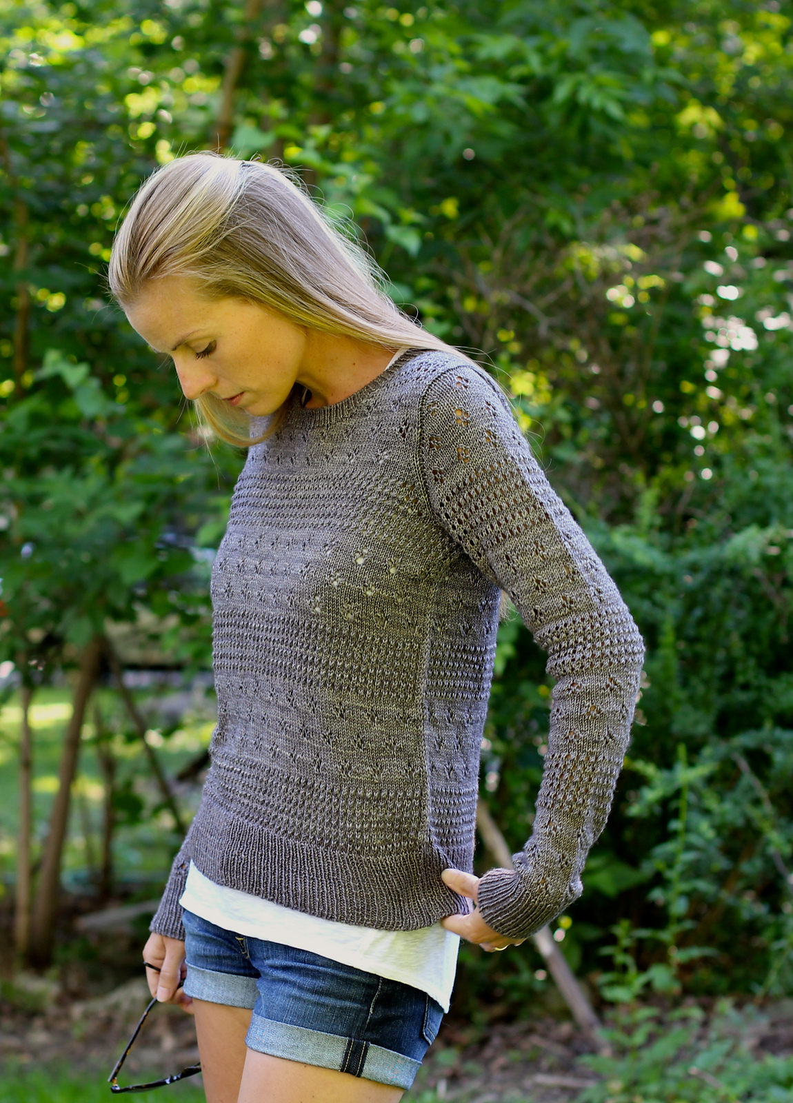 Пуловер Для Новорожденных