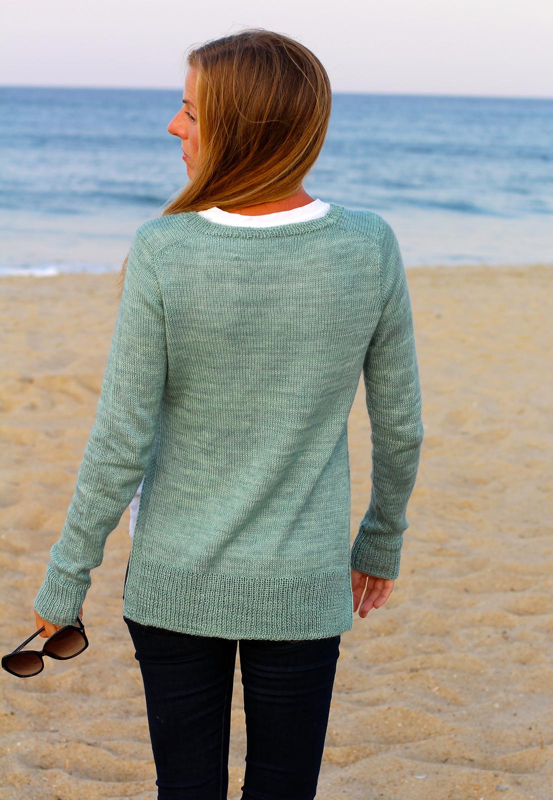 Коричневый Пуловер С Доставкой
