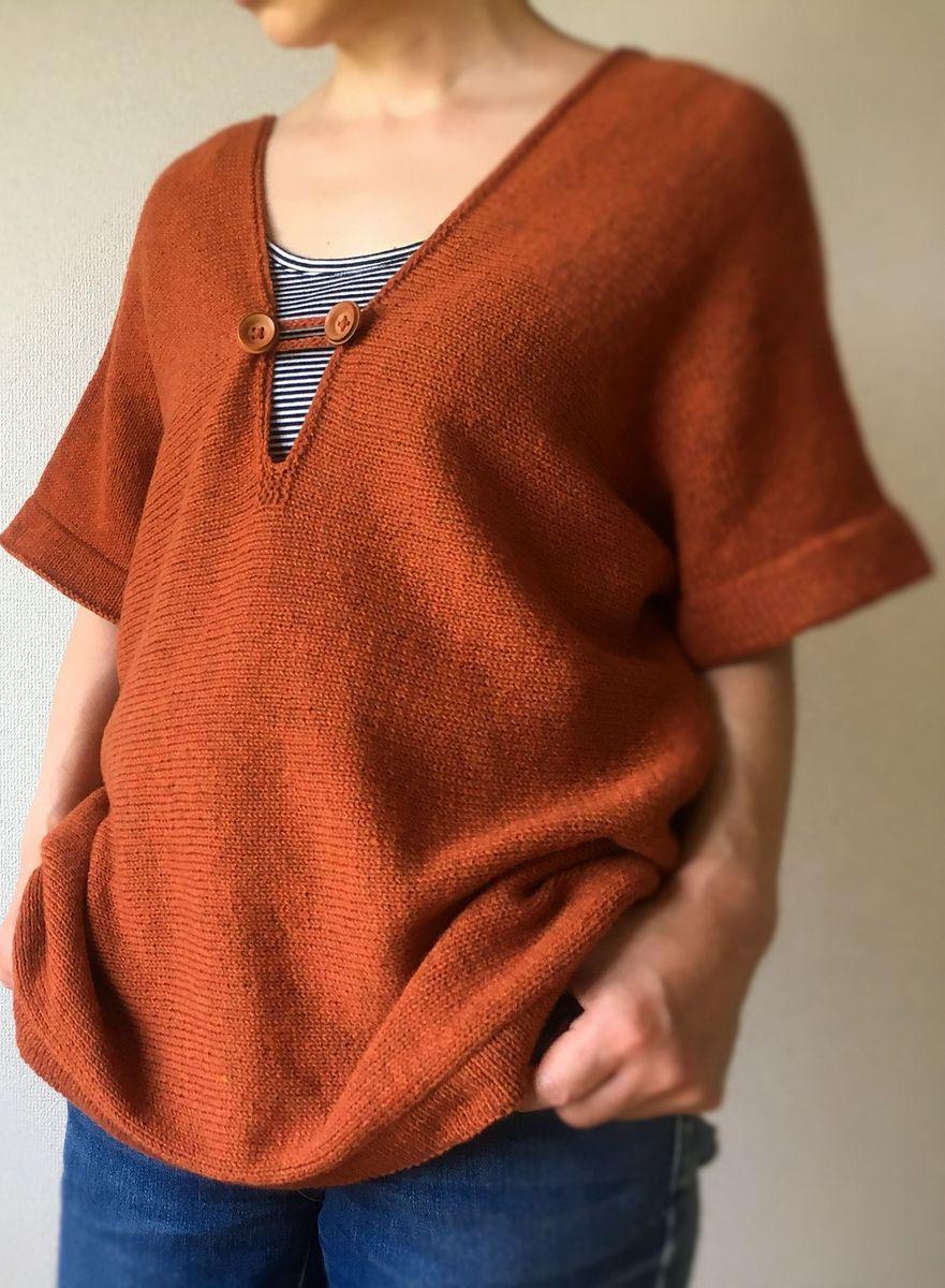 Вязание безрукавки спицами. Схемы 1