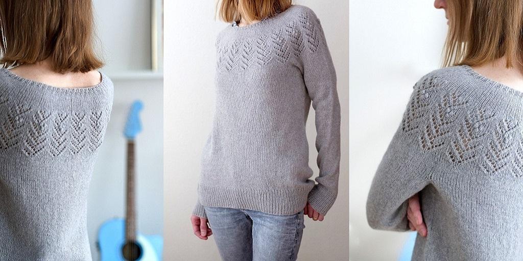27042786e6a Вязание спицами для женщин схемы и описания - Вяжи.ру - модели ...