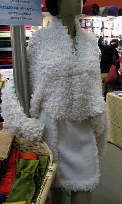 вязание буклированной пряжей модели