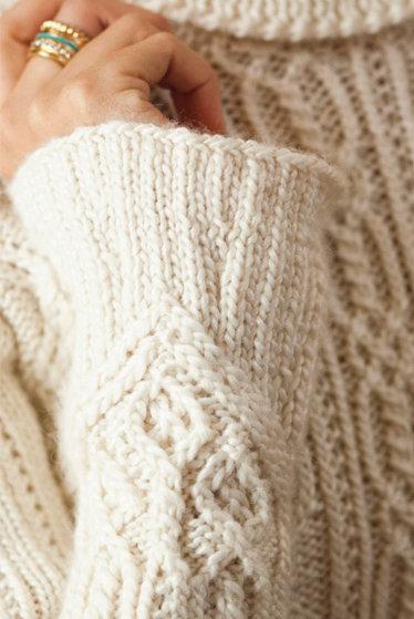 棒针毛衣(62) - 柳芯飘雪 - 柳芯飘雪的博客