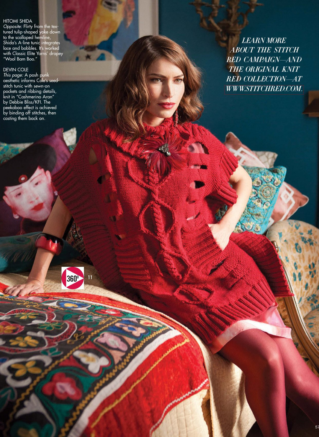 Журналы Vogue Knitting Записи в рубрике Журналы Vogue Knitting