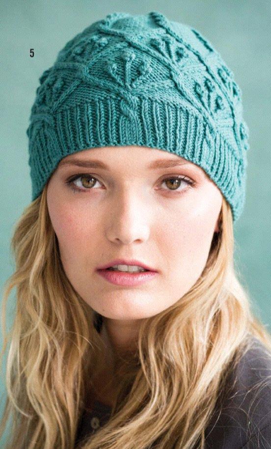 Модная шапка 2015 года