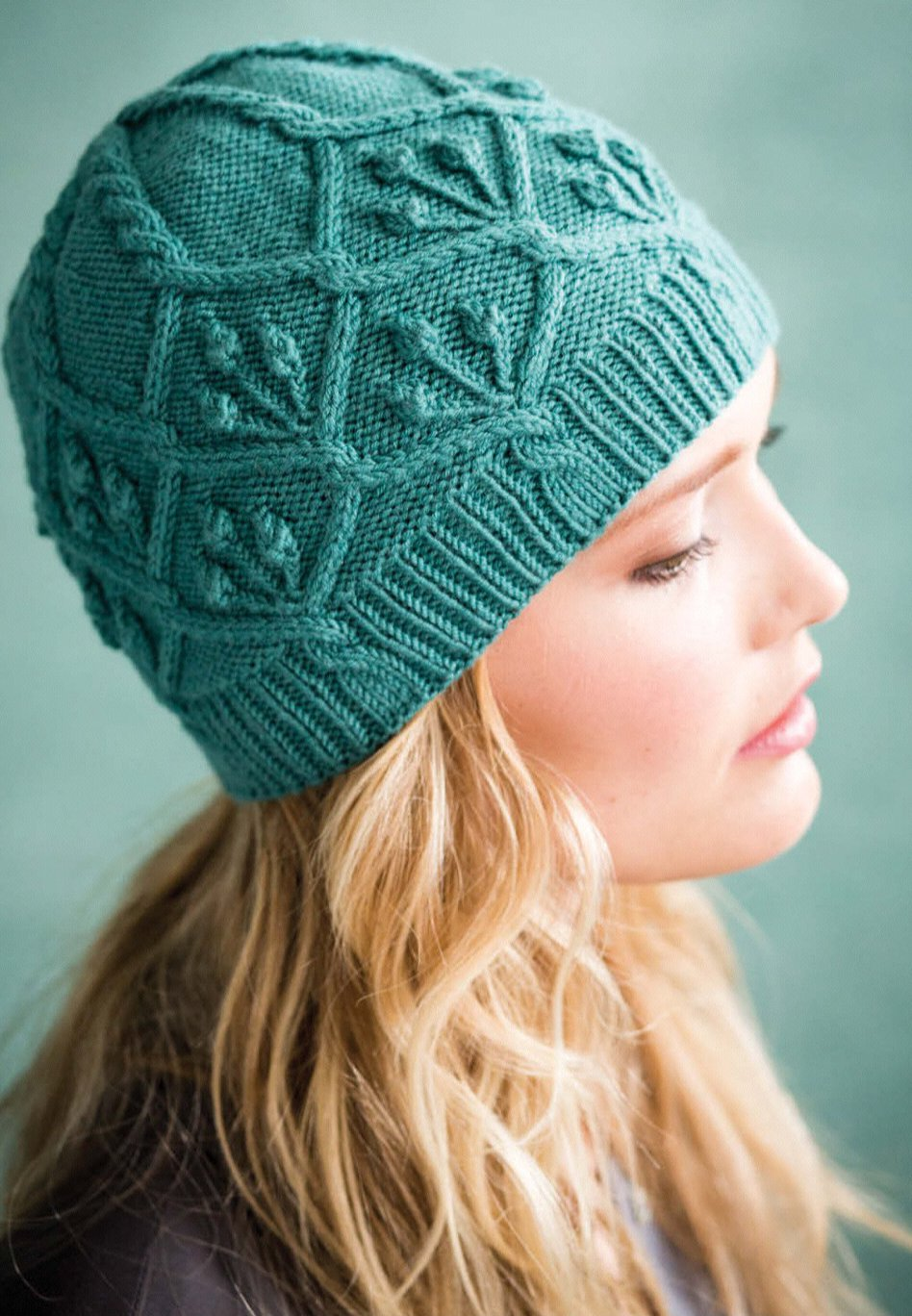 Free Knitting Pattern Ladies Hat : ????? ??????? ??? ?????? ?? Vogue ????? 2015 - ????.??