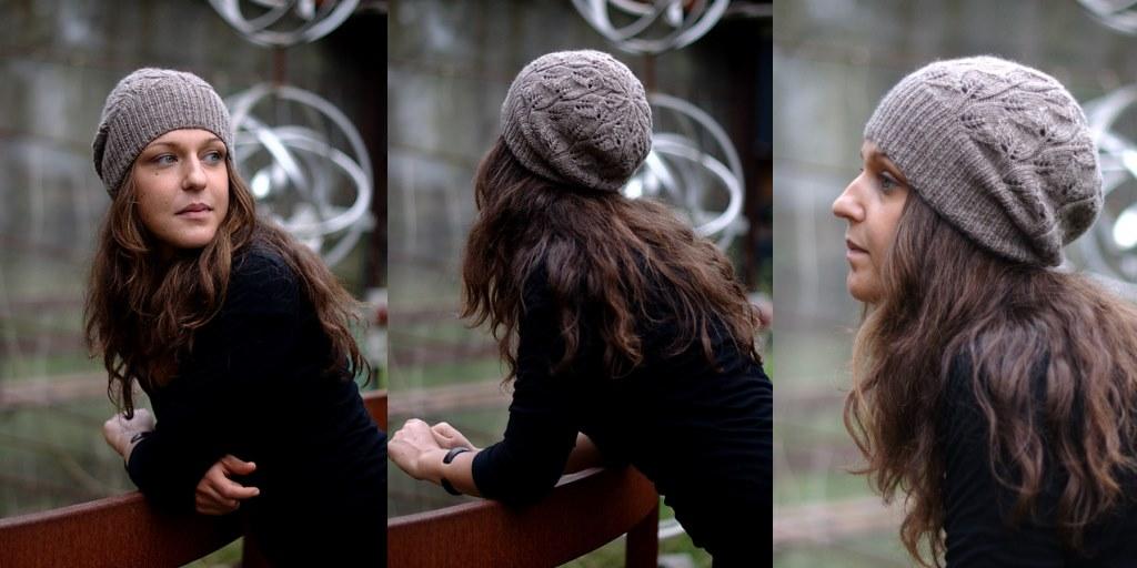 Вязаные шапки, схемы и описания - Вяжи.ру