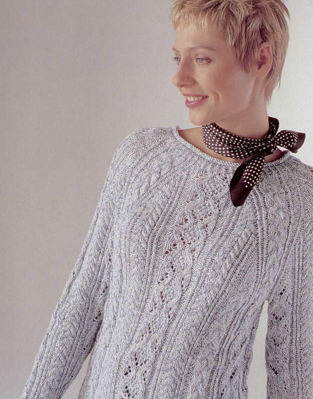 Красивые Вязаные Пуловеры