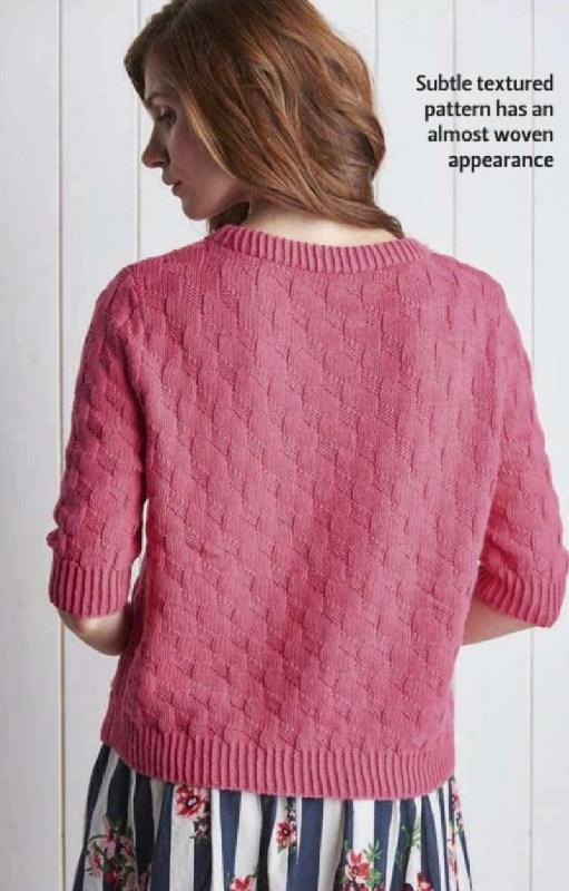 Вязаный Свободный Пуловер С Доставкой