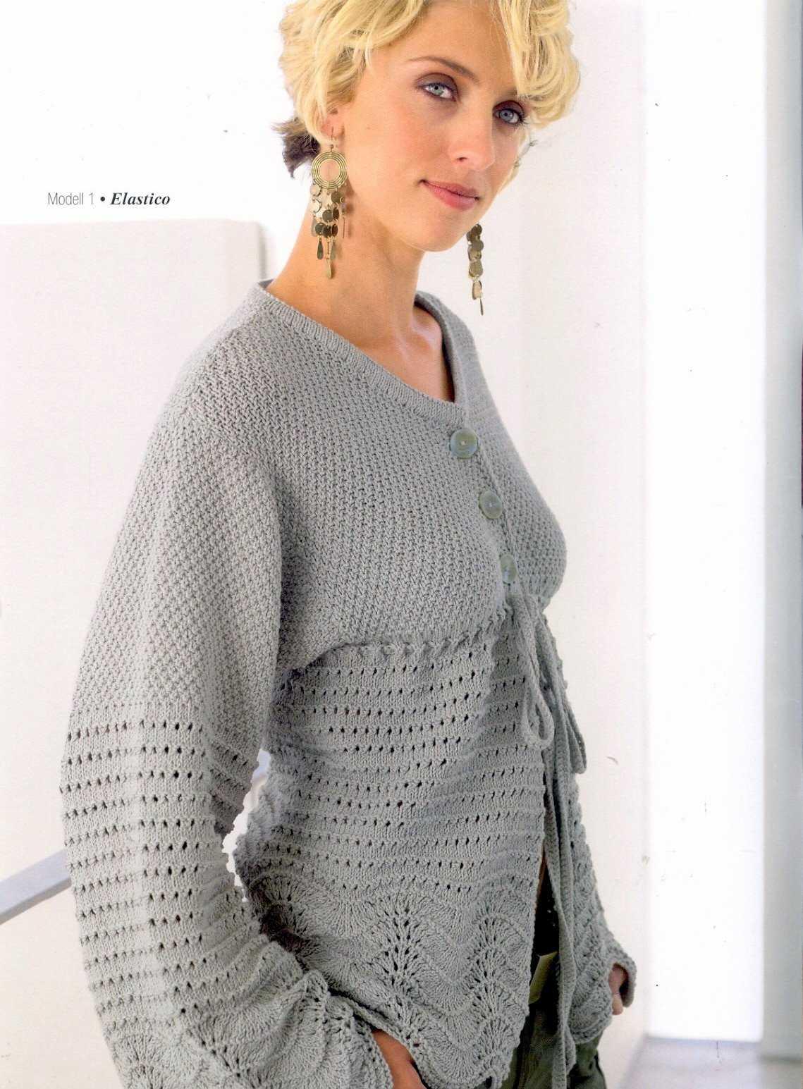 Метки вязаные кофты 2013, кофточки спицами, вязанные кофты, вязаные кофты, вязание спицами для женщин...