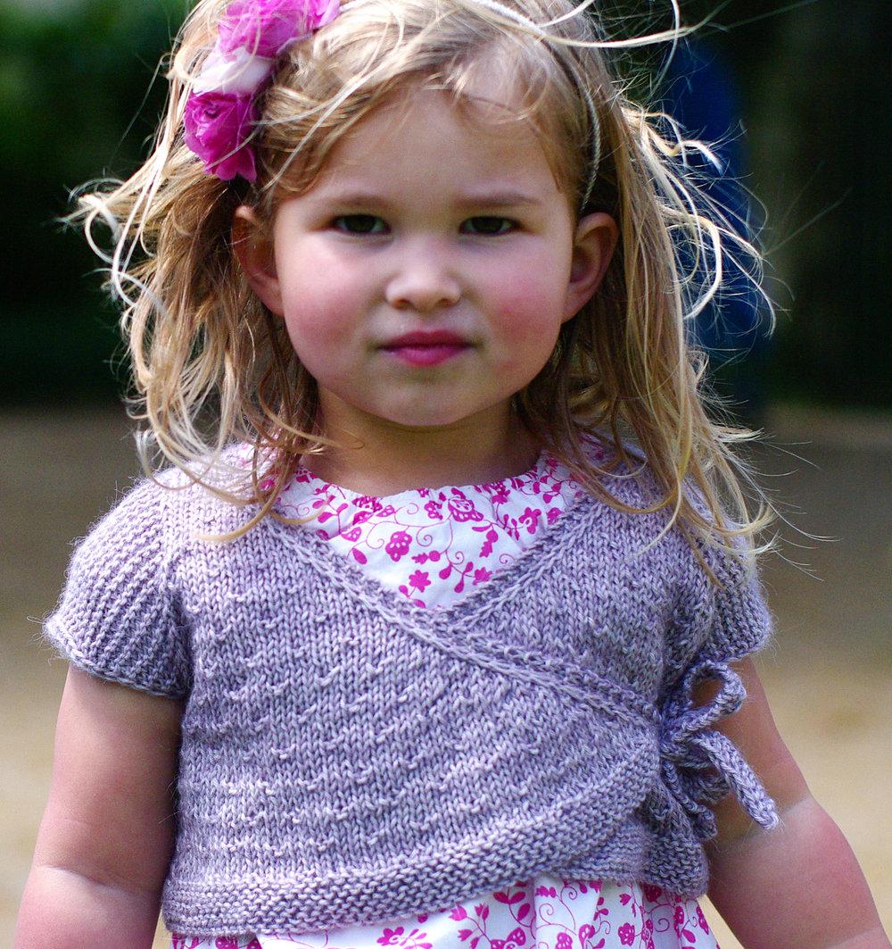 схема вязания спицами пальто для девочки 3 лет
