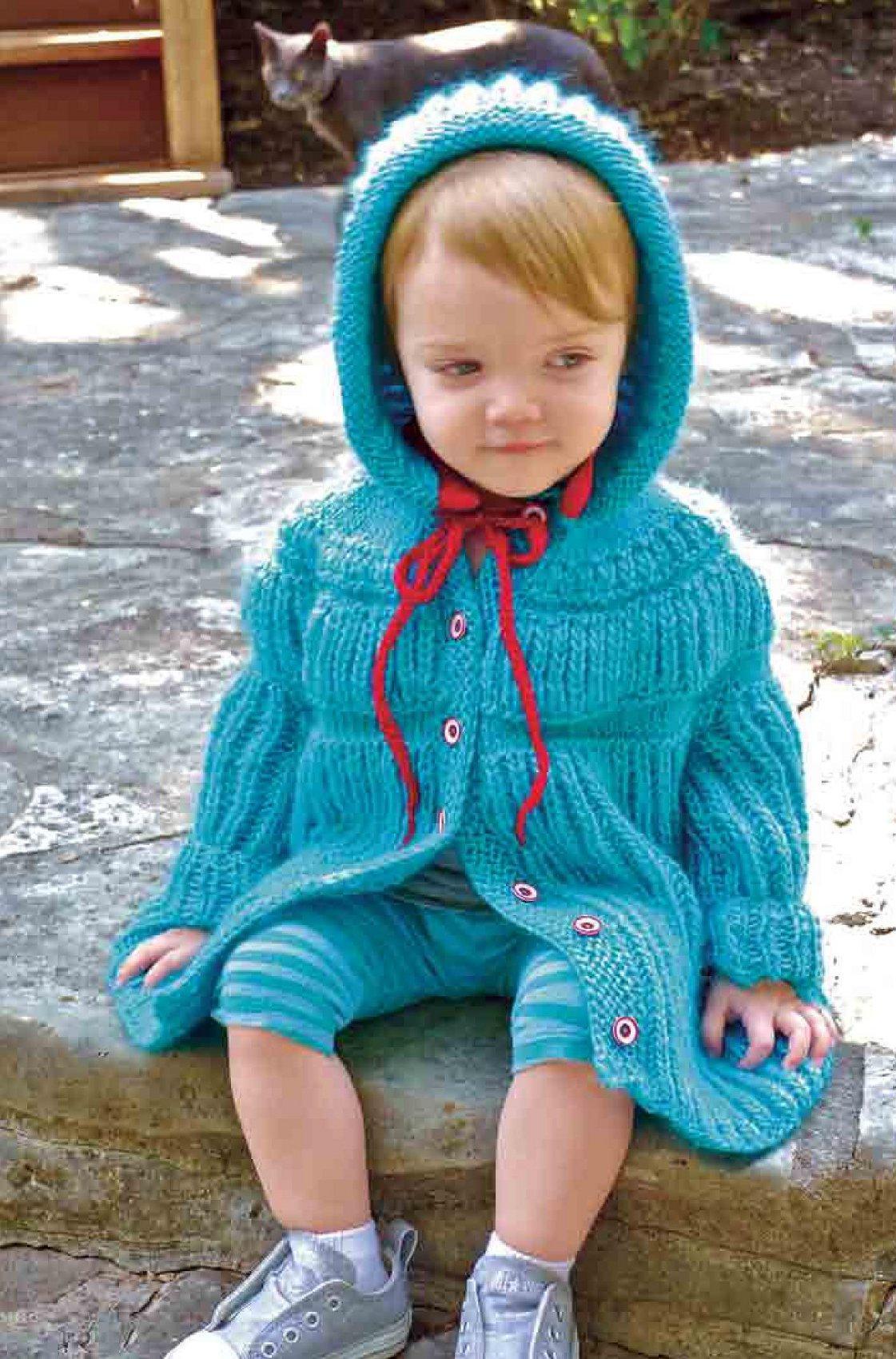 Стильное вязание для детей 1