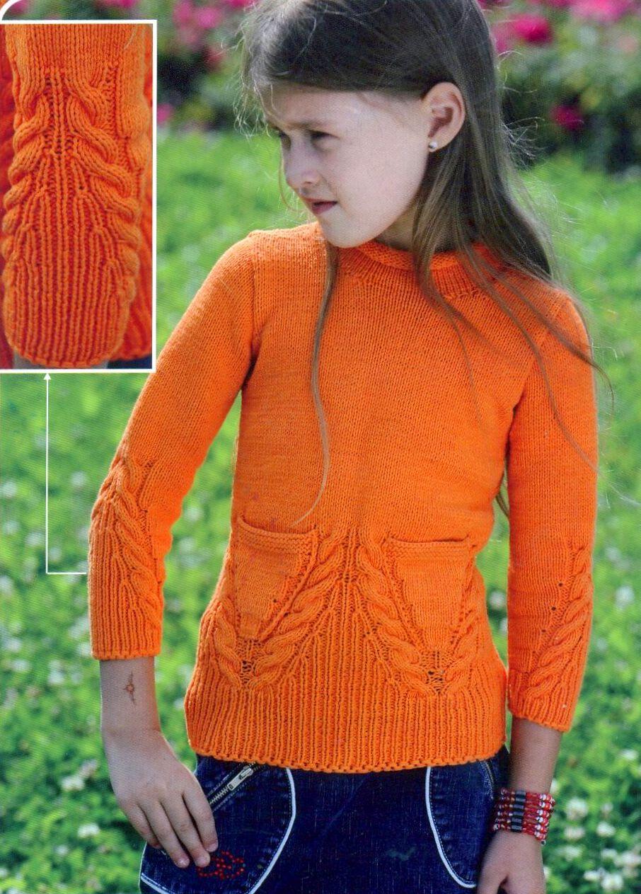 Модная и стильная кофта для женщин вяжем спицами