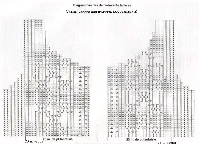 Схемы по вязанию спицами для детей 10