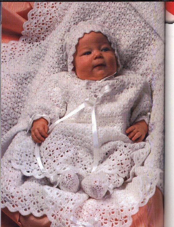 Вязание для малышей крючком