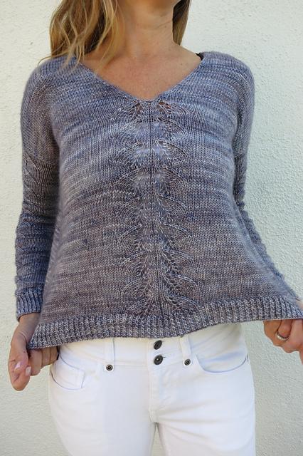 Пуловер или полувер
