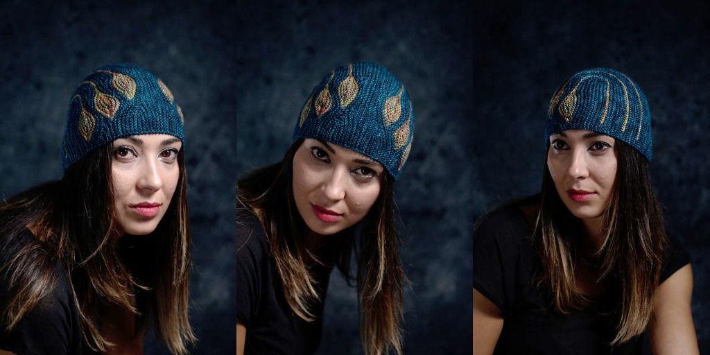 Женская шапка Chiral
