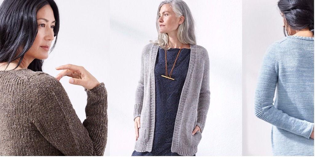 Вязание без швов модели
