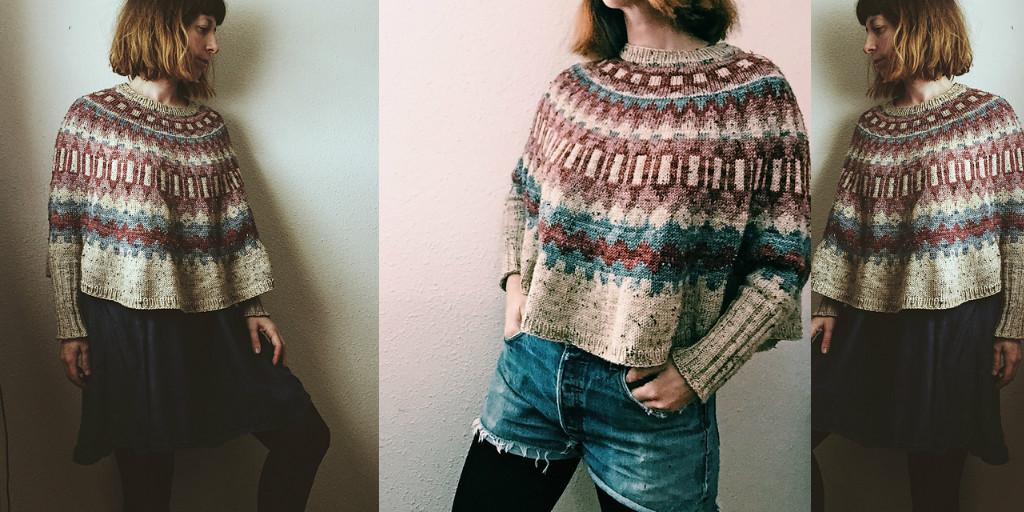 Вязание спицами для женщин модные модели 2017 с описанием 23