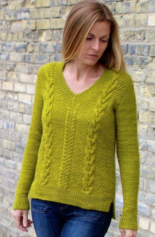 Пуловер Из Акрила С Доставкой