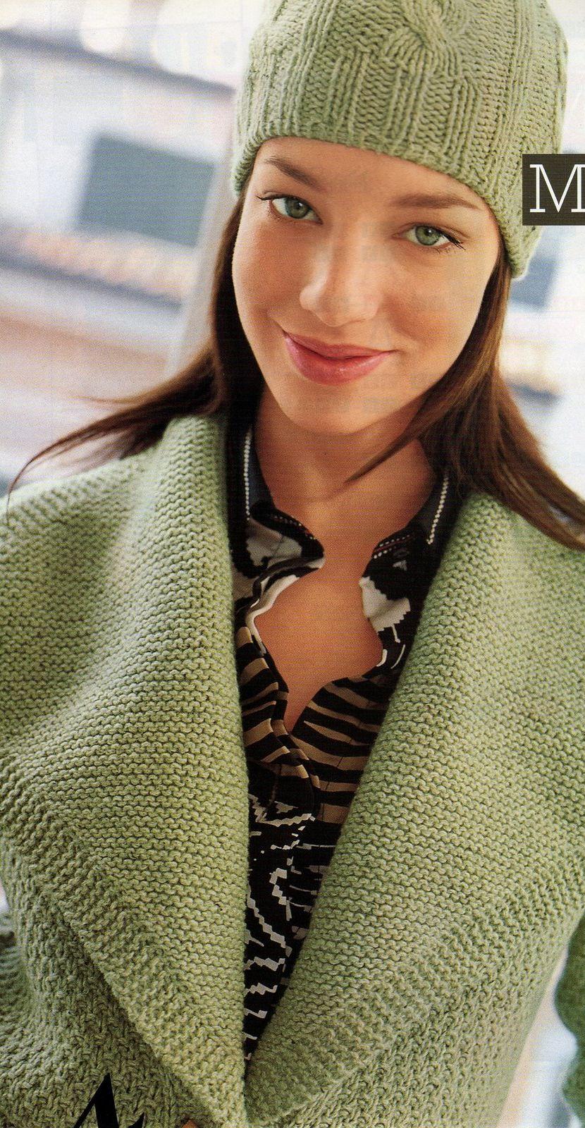 Осинка вязание спицами женщинам 273