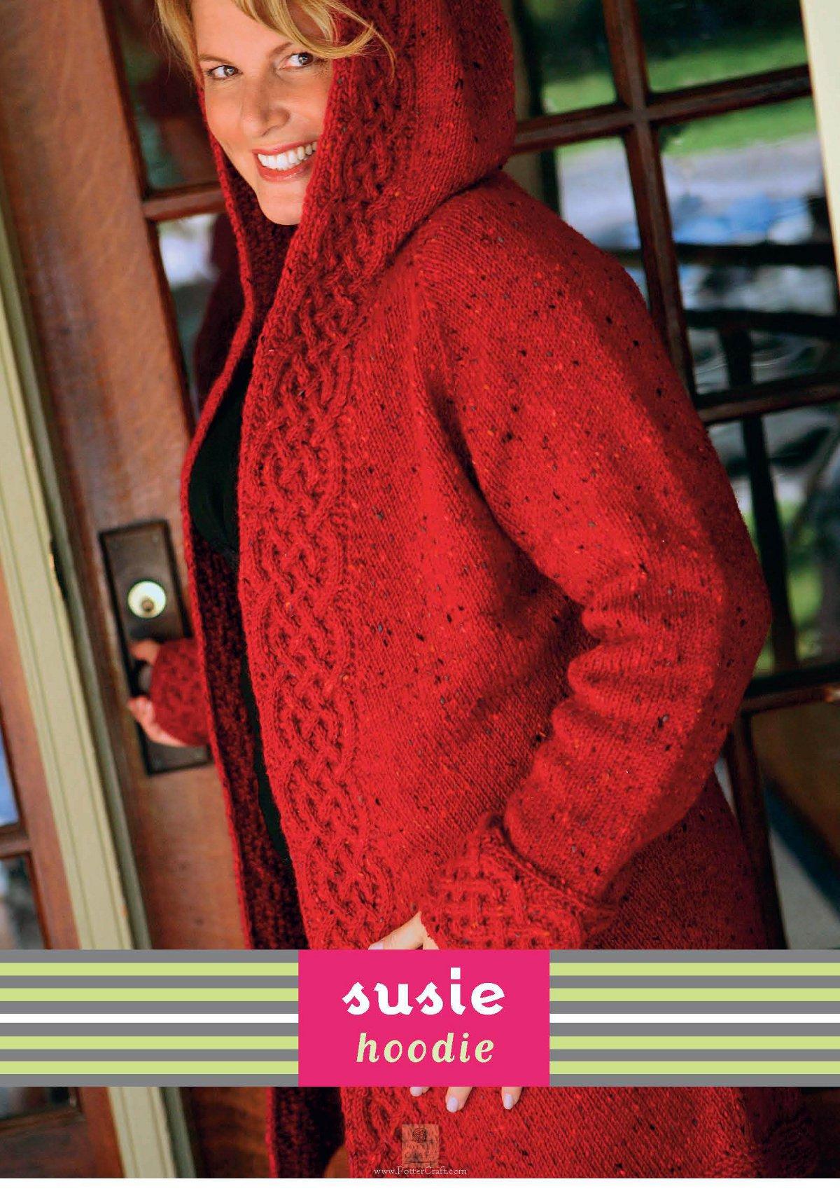 Большой размер вязание пальто