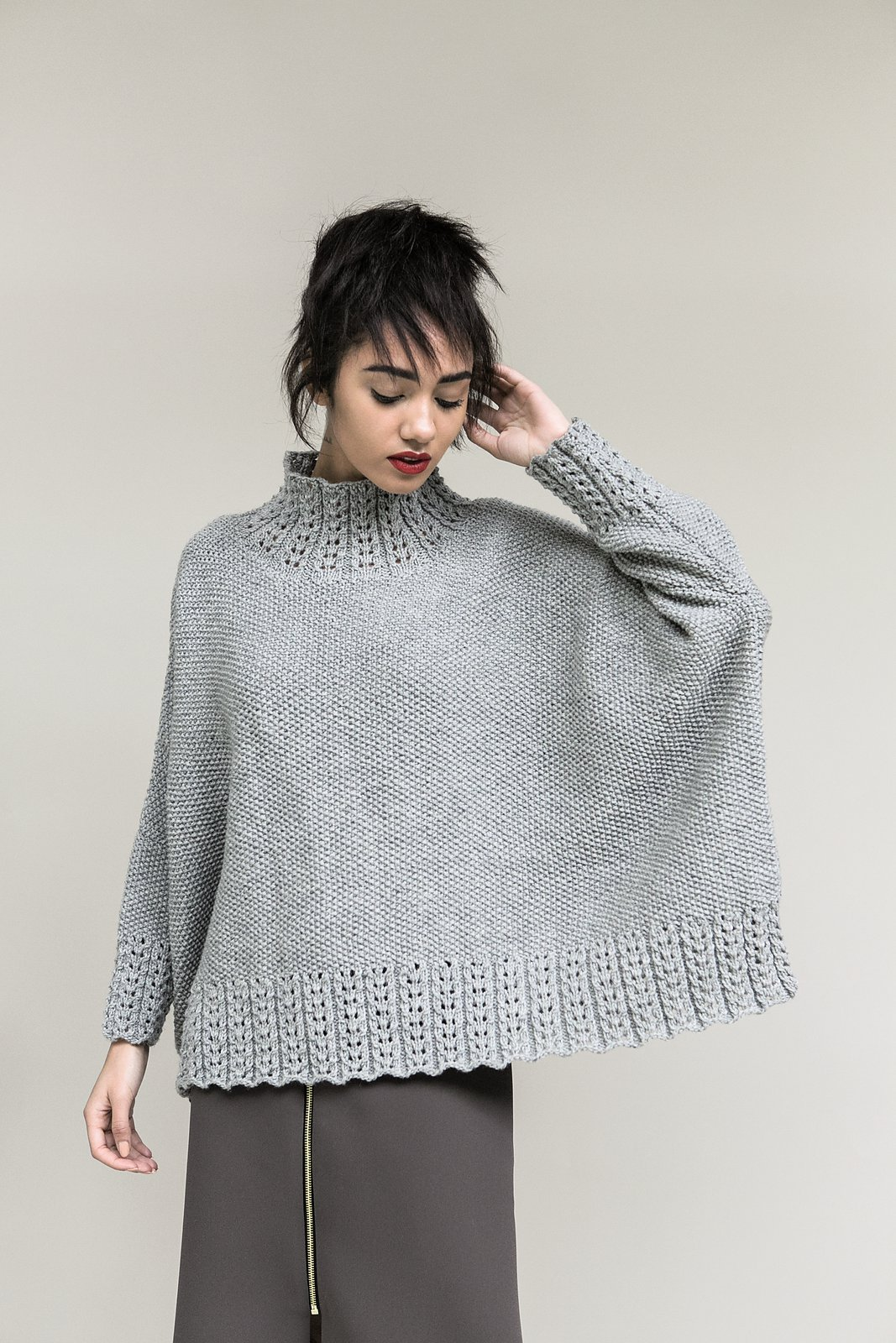 Модный свитер и жакет Haven Вяжи ру