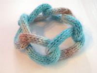 Вязание I шнура