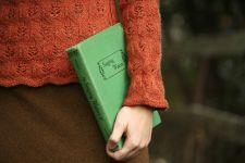 Женский пуловер Autumns End