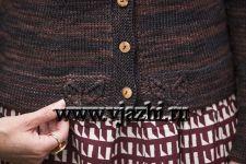 Вязание женщинам кардигана Cocoa Cardigan