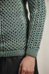 Вязание спицами женского пуловера Ghyll