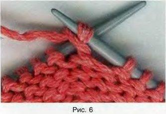 Вязание бабушкина петля от классической