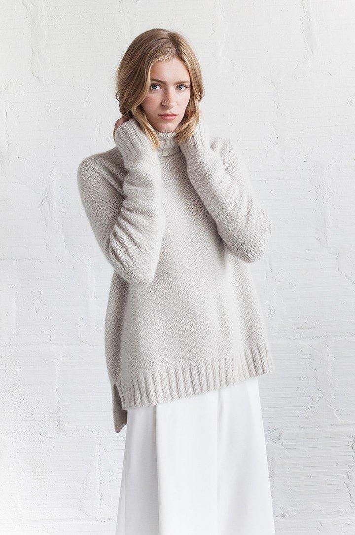 af6ae349ef40 свитер женский спицами с удлиненной спинкой спицами схема - Prakard
