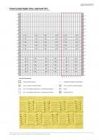 Вязаный жакет спицами узор схема и описание 5