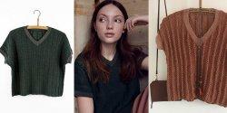 Женская блуза фото и описание