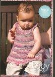 Вязание для девочек платья Baby dress