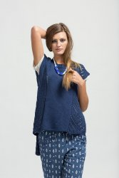 Топ-туника Tinctoria, модная модель летом 2016