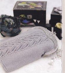 Вязаная сумочка кошелек своими руками, фото