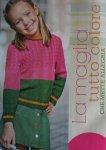 Вязание для девочек кофточки Maglioncino