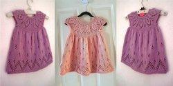 Нарядное платье для девочки Bethany