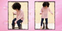 Детская туника спицами фото и описание