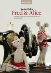 Вязание игрушек - мышки Fred и Alice