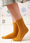 Вязание носки Shelby