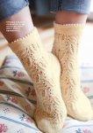 Вязание носков Tribute