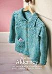Вязаный жакет Alderny для малышей от 3 месяцев до 6 лет