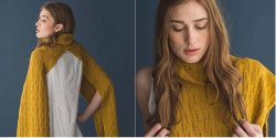 Madison Scarf by NorahGaughan